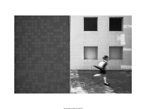 Diptych #33 Book Ping Pong