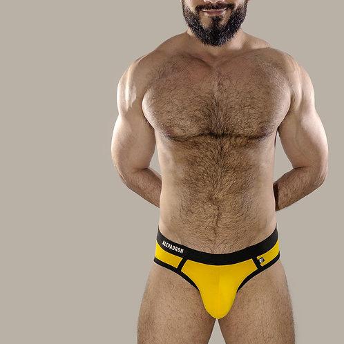 SLIP Amarillo con Negro