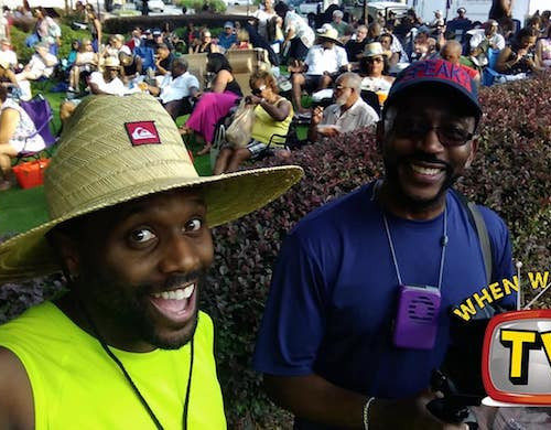 jermaine and chester at atlanta jazz in
