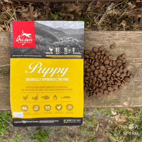 What's Really In The Bag: Orijen Dry Puppy Food