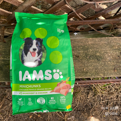 What's Really In The Bag: Iams