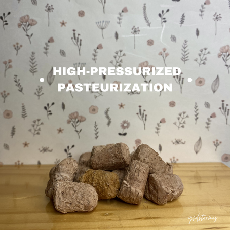 What's High-Pressurized Pasteurization?