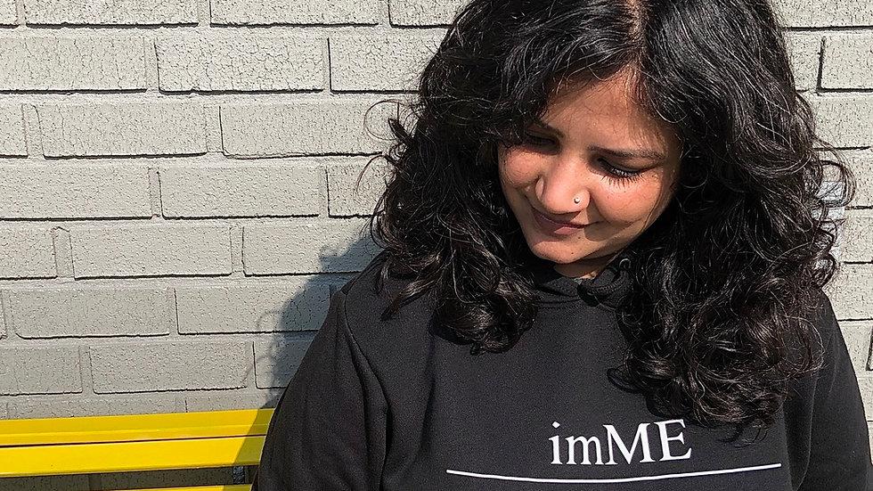 imME unisex hoodie