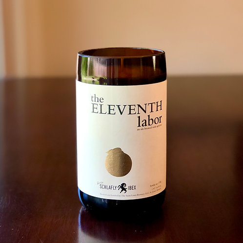 Schlafly The Eleventh Labor with Apricots Candle