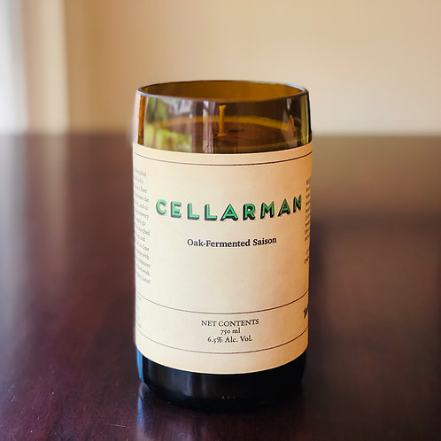 Cellarman Saison Candle