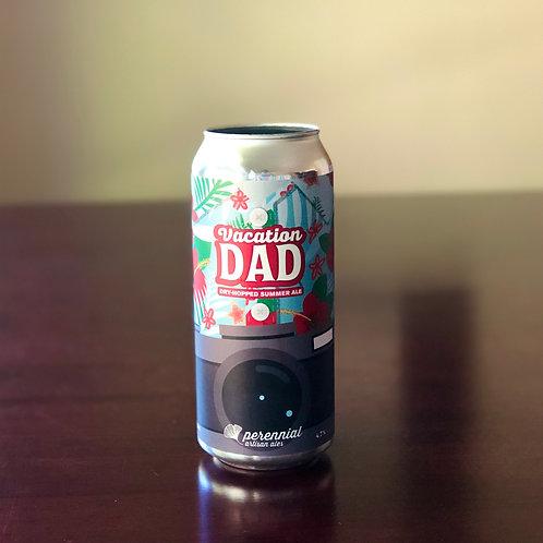 Perennial Artisan Ales Vacation Dad CANdle