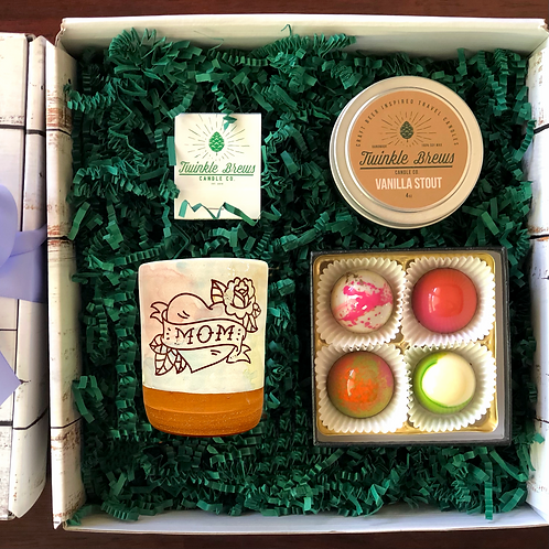 Sweet & Boozy Clay by Tay/Bijoux Gift Box (Pick from 4 Designs)