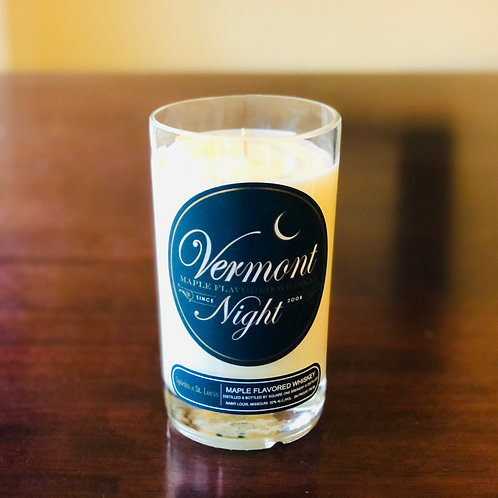 Vermont Night Whiskey Candle