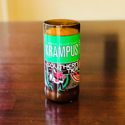 Southern Tier Krampus Candle