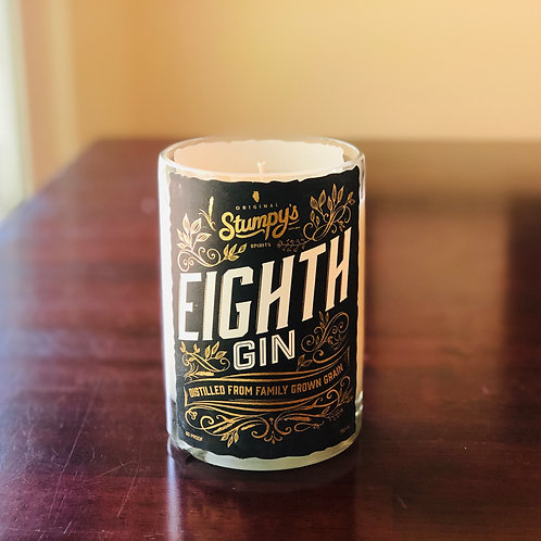 Stumpy's Distillery Eighth Gin Candle