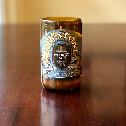 Firestone Walker Wookey Jack IPA Candle