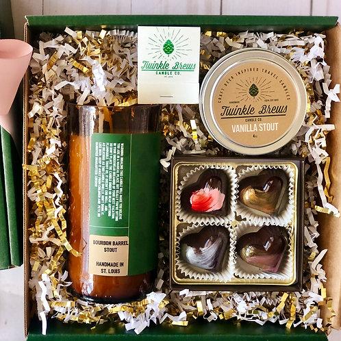 Bourbon Barrel Stout/Bijoux Gift Box