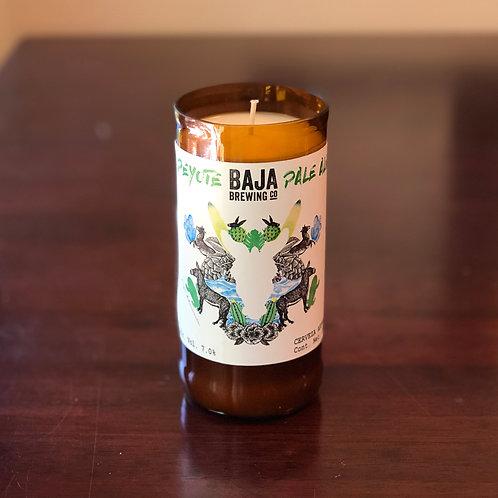 Baja Brewing Peyote Pale Ale Candle