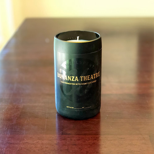 Wellspent Bonanza Theatre Candle