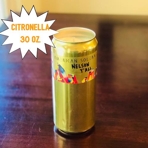 Citronella American Solera Crowler CANdle