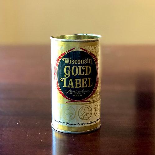 Vintage Gold Label CANdle