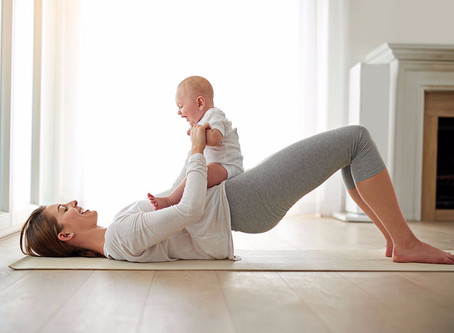 """Part 3: So, you are """"cleared"""" for exercise after baby. Now what?"""
