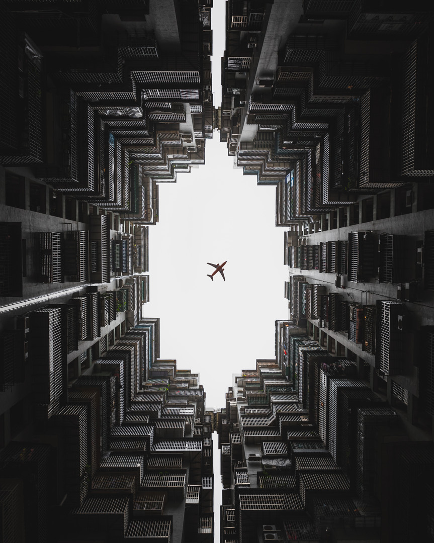 Macau Plane