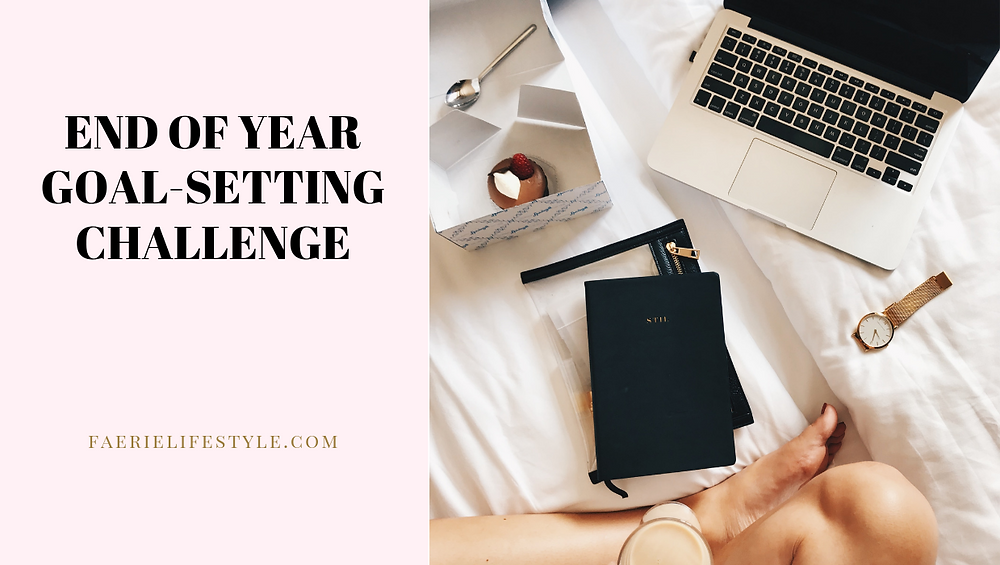 End of Year Goal-Setting Challenge