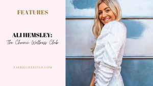 Ali Hemsley: The Chronic Wellness Club