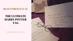 The Ultimate Harry Potter Tag