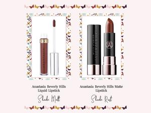Chestnut Brown Lipsticks