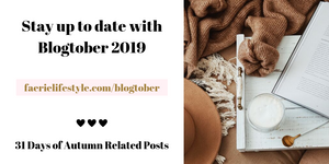 Blogtober 2019