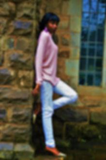Dalene in pink.JPG