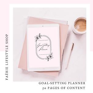 Goal Setting Planner_ Ultimate Goal Plan
