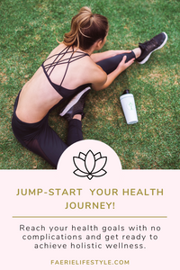 Jump-start Your Health Journey: Achieving Holistic Wellness