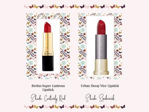 Deep Red Lipsticks