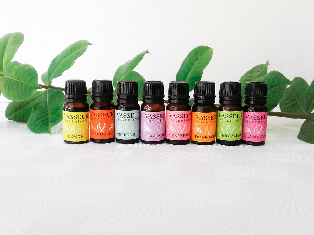 Vasseur Essentials Essential Oils
