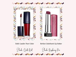Dark Raspberry Lipsticks
