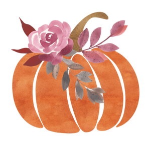Faerie Lifestyle Pumpkin Design