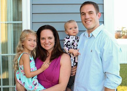 Sandra Bockrath family