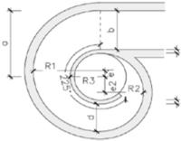 3D EAU, modélisation hydraulique 3D, puits de chute, plan de l'ouvrage.png