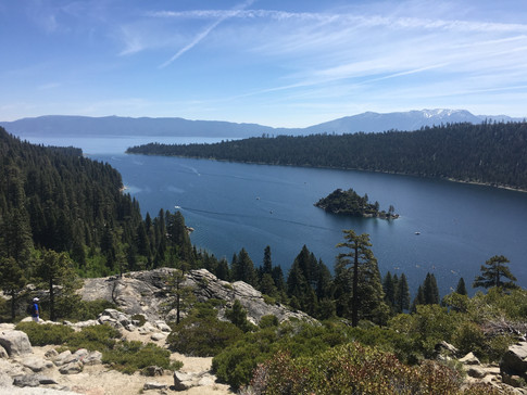 Emerald Cove, Lake Tahoe, CA