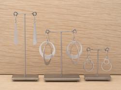beach earrings stands SL a
