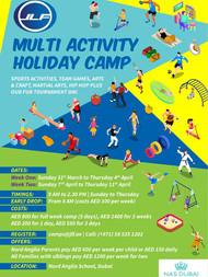Best Multi Camp around