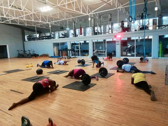 5 Reasons Why We Love Group Training