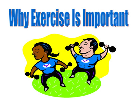 Why EXERCISE is ESSENTIAL to YOUR HEALTH