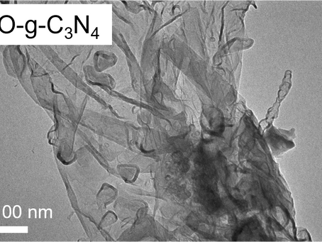 Improved photodegradation of anionic dyes using a complex g-C3N4 and iron-based MOF
