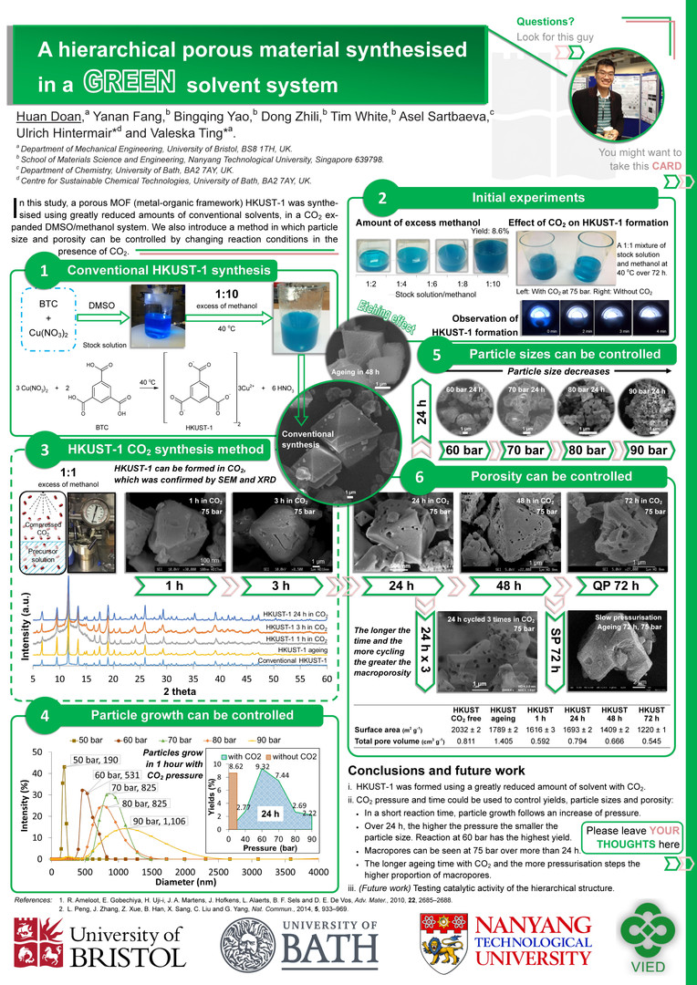 Runner-up Poster Prize 2017