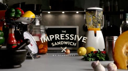 THE IMPRESSIVE SANDWICH