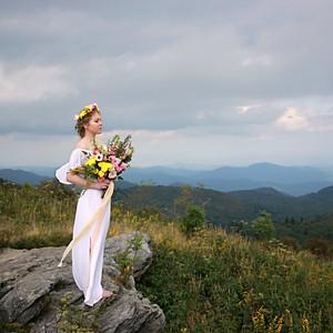 """A Summer's End"" | Bridal"