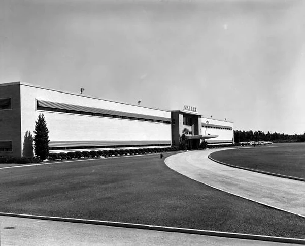 1959 - Sperry Rand Manufacturing Plant,
