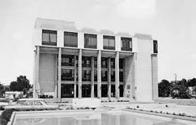 1965 - Gainesville City Hall now the Ala