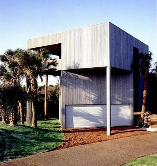 1983 - Tree House, Atlantic Beach, Flori