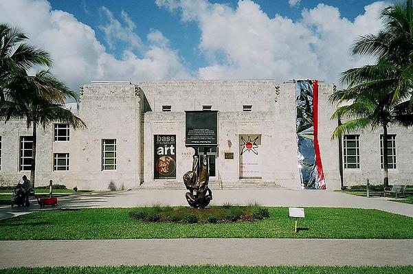 1963 - Bass Museum of Art, 2100 Collins