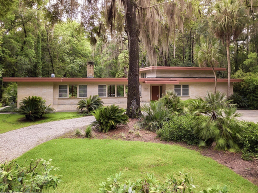1960 -  Rhines Residence, NW Gainesville